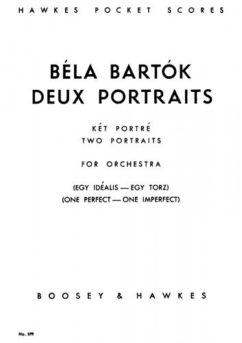 Bartók - 2 Portraits, Op. 5