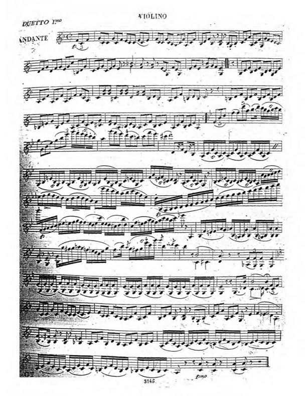 Rolla - 3 Little Duos for Violin and Viola