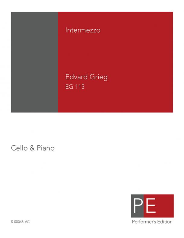 Grieg: Intermezzo
