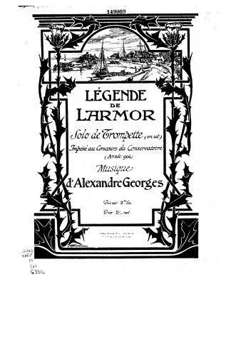 Georges - Légende de Larmor