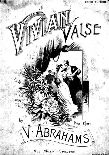 Abrahams - Vivian Waltz - Score