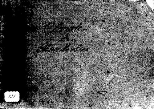 Anonymous - Sonate da mandorlino - Score