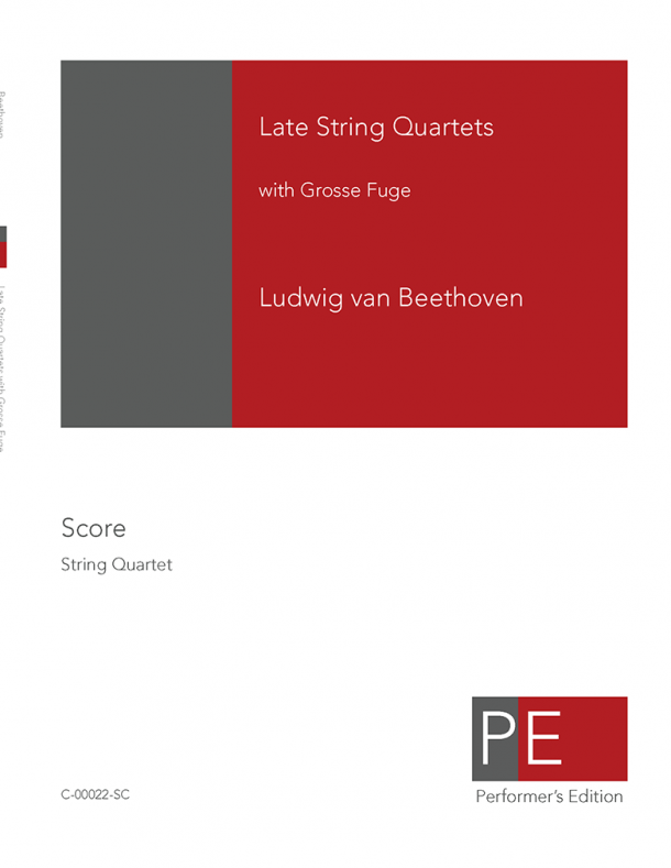 Beethoven: Middle String Quartets