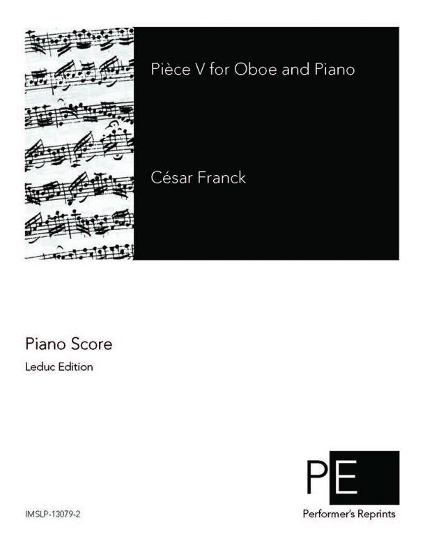 Franck - Pièce V