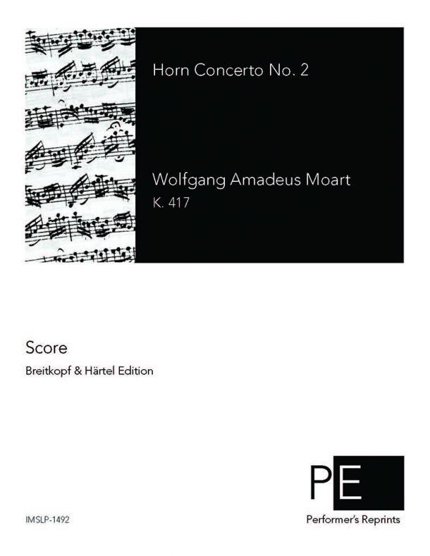Mozart - Horn Concerto No. 2