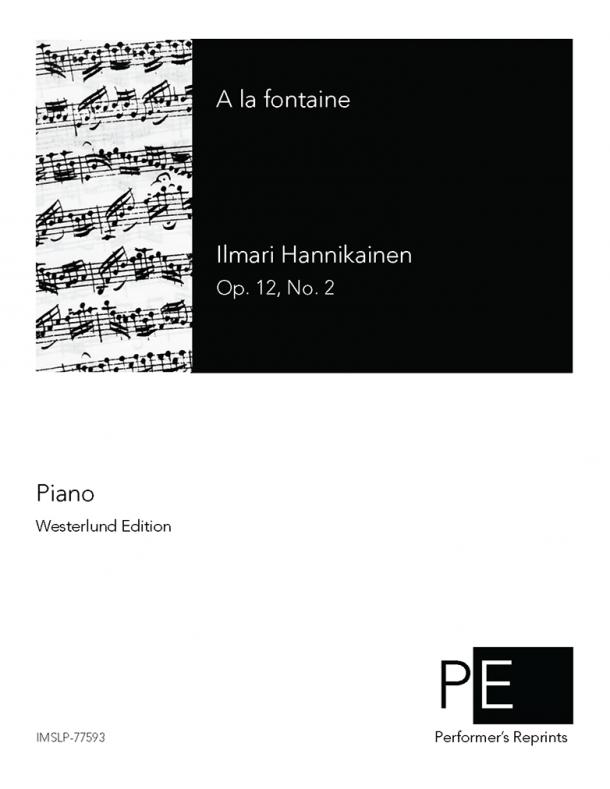 Hannikainen - A la Fontaine