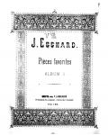 Adams I - 6 Organ Pieces - No. 1: Fantasia in C minor: Fuga For Organ (Gauß) - Score