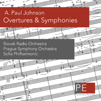 A. Paul Johnson - Overtures & Symphonies (Download)